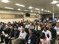 Importância da fiscalização e vocação pedagógica do TCE/Escon são destacadas na abertura de seminário em Ouro Preto do Oeste