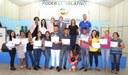 Sistema Fecomércio/Senac e Sebrae entregam certificados a formandos na Câmara Municipal de Candeias do Jamari