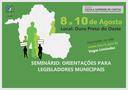 TCE-RO/Escon Realizará Oficinas em Ouro Preto do Oeste para Vereadores e Técnicos de Câmaras