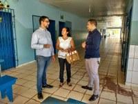 Vereador Marcos Da Hora tem solicitação de emenda atendida pelo deputado Anderson do Singeperon