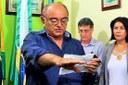 Vereador Lucivaldo parabeniza Candeias pelos 27 anos com homenagem a ex-prefeito Chico Pernambuco